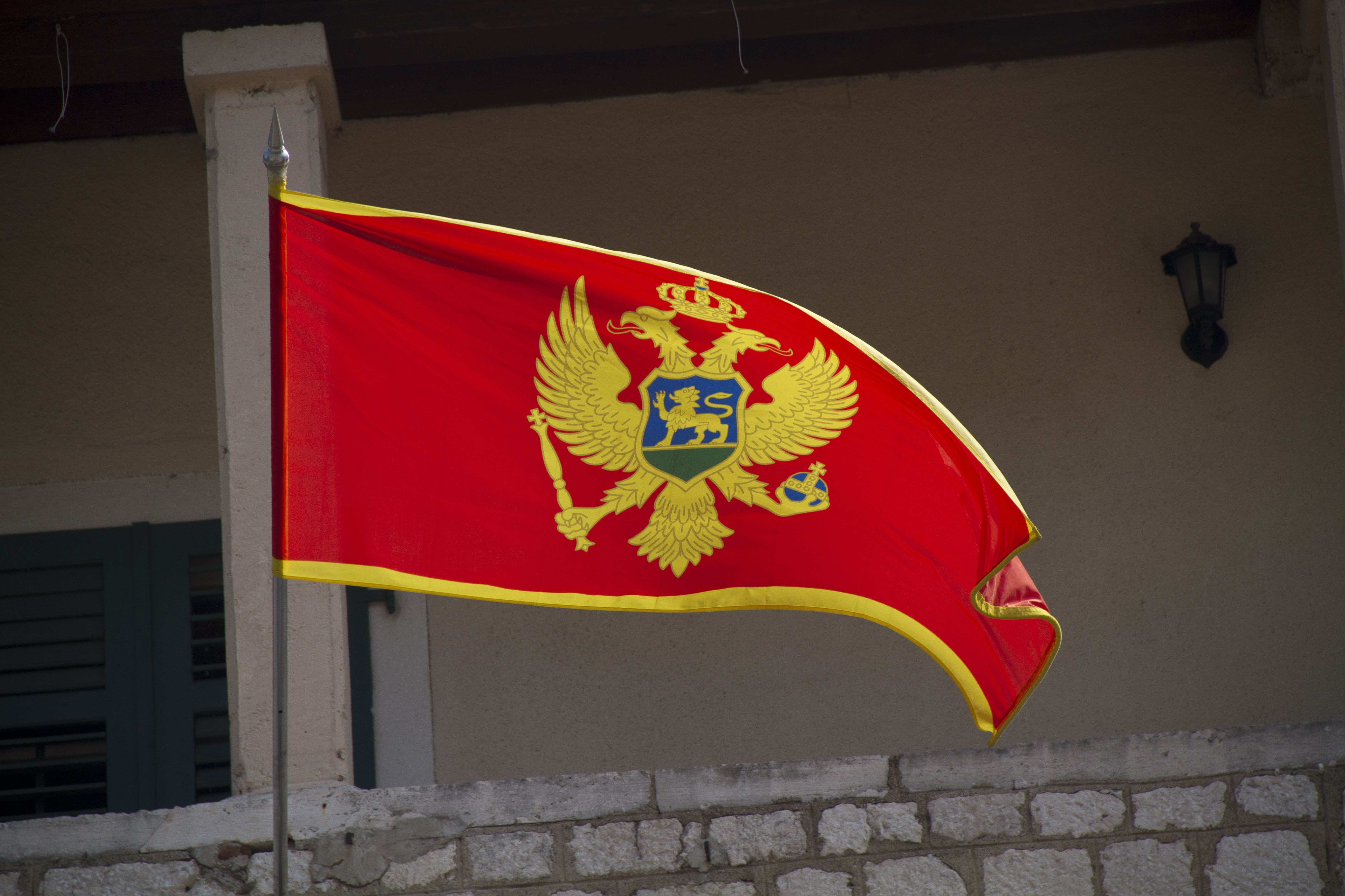 Images of Flag Of Montenegro | 5184x3456