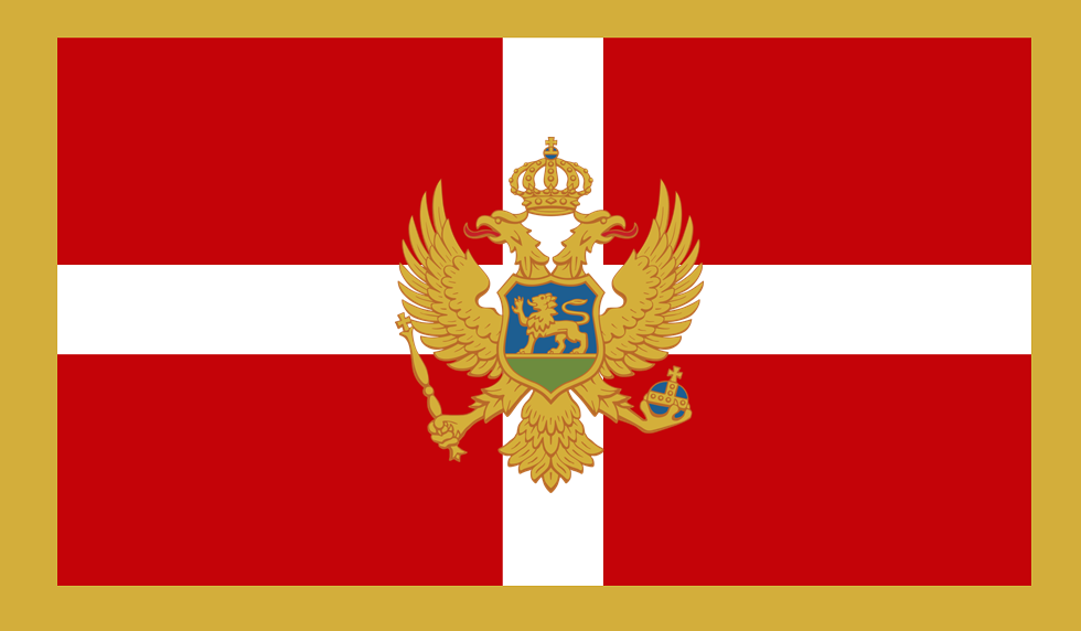 Flag Of Montenegro Backgrounds, Compatible - PC, Mobile, Gadgets| 980x572 px