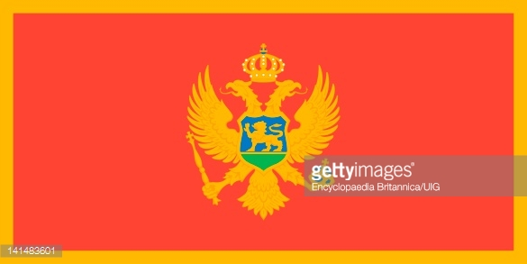 Flag Of Montenegro High Quality Background on Wallpapers Vista