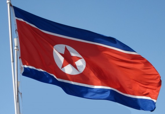 Images of Flag Of North Korea | 570x393