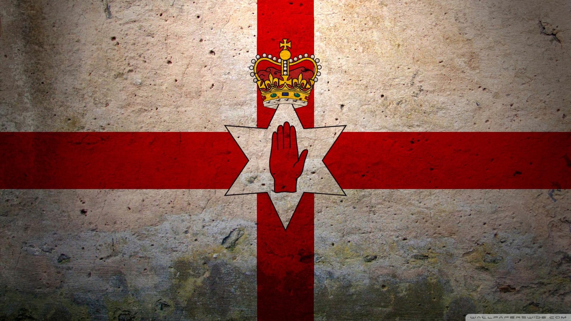 Flag Of Northern Ireland Backgrounds on Wallpapers Vista