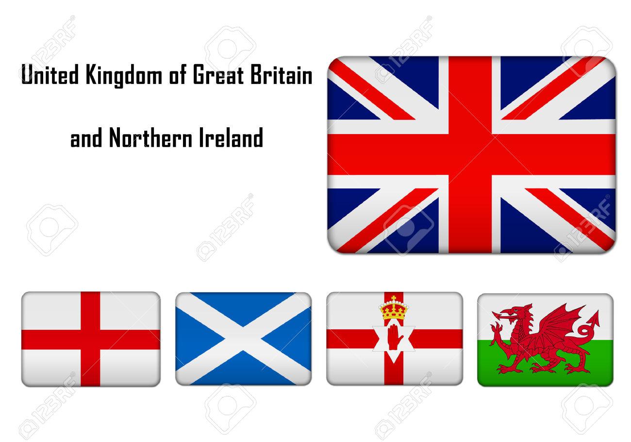 High Resolution Wallpaper   Flag Of Northern Ireland 1300x910 px