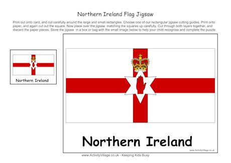 HD Quality Wallpaper   Collection: Misc, 460x325 Flag Of Northern Ireland
