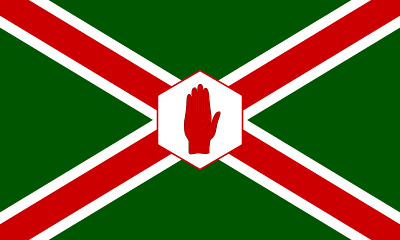 Flag Of Northern Ireland High Quality Background on Wallpapers Vista