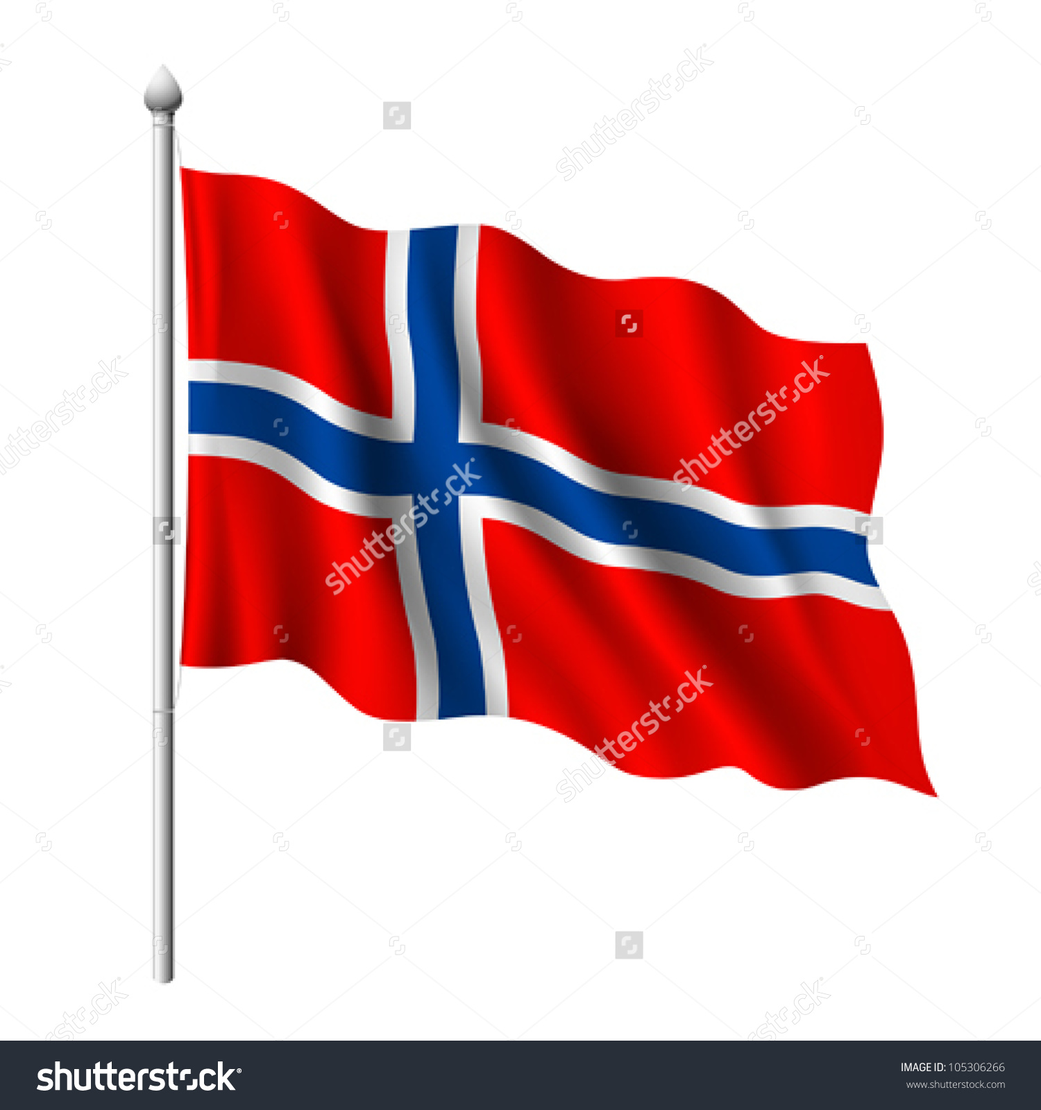 Nice wallpapers Flag Of Norway 1500x1600px