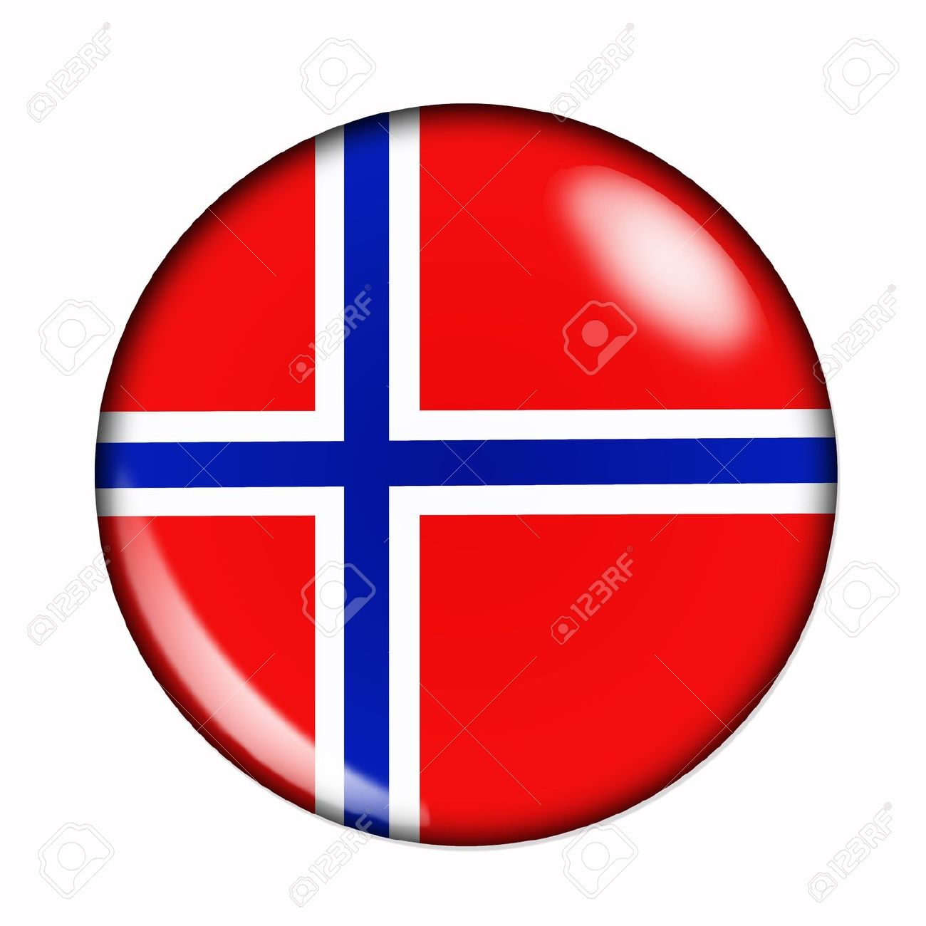 HD Quality Wallpaper | Collection: Misc, 1300x1300 Flag Of Norway