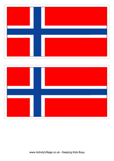 Flag Of Norway High Quality Background on Wallpapers Vista