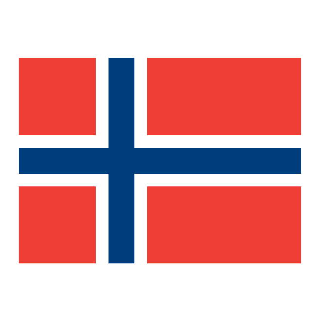 Nice Images Collection: Flag Of Norway Desktop Wallpapers