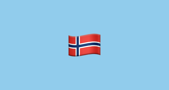 Nice wallpapers Flag Of Norway 560x300px