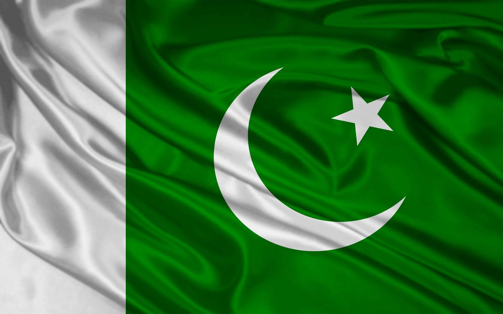 Flag Of Pakistan Backgrounds, Compatible - PC, Mobile, Gadgets| 1680x1050 px
