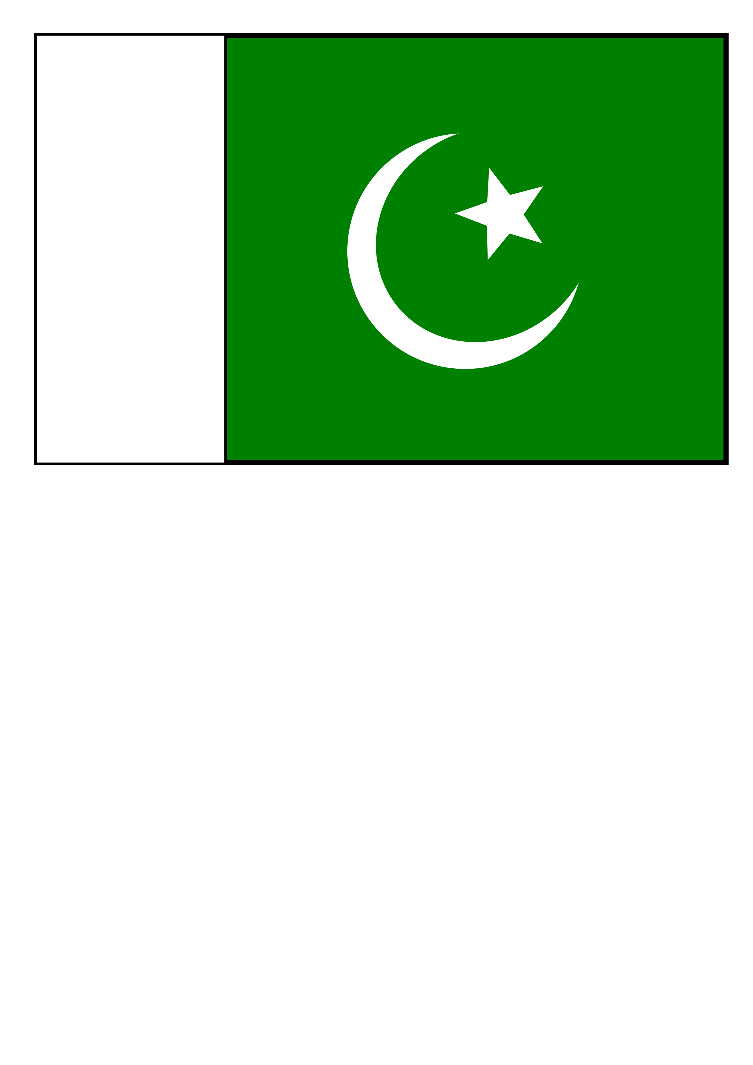 HQ Flag Of Pakistan Wallpapers | File 65.26Kb