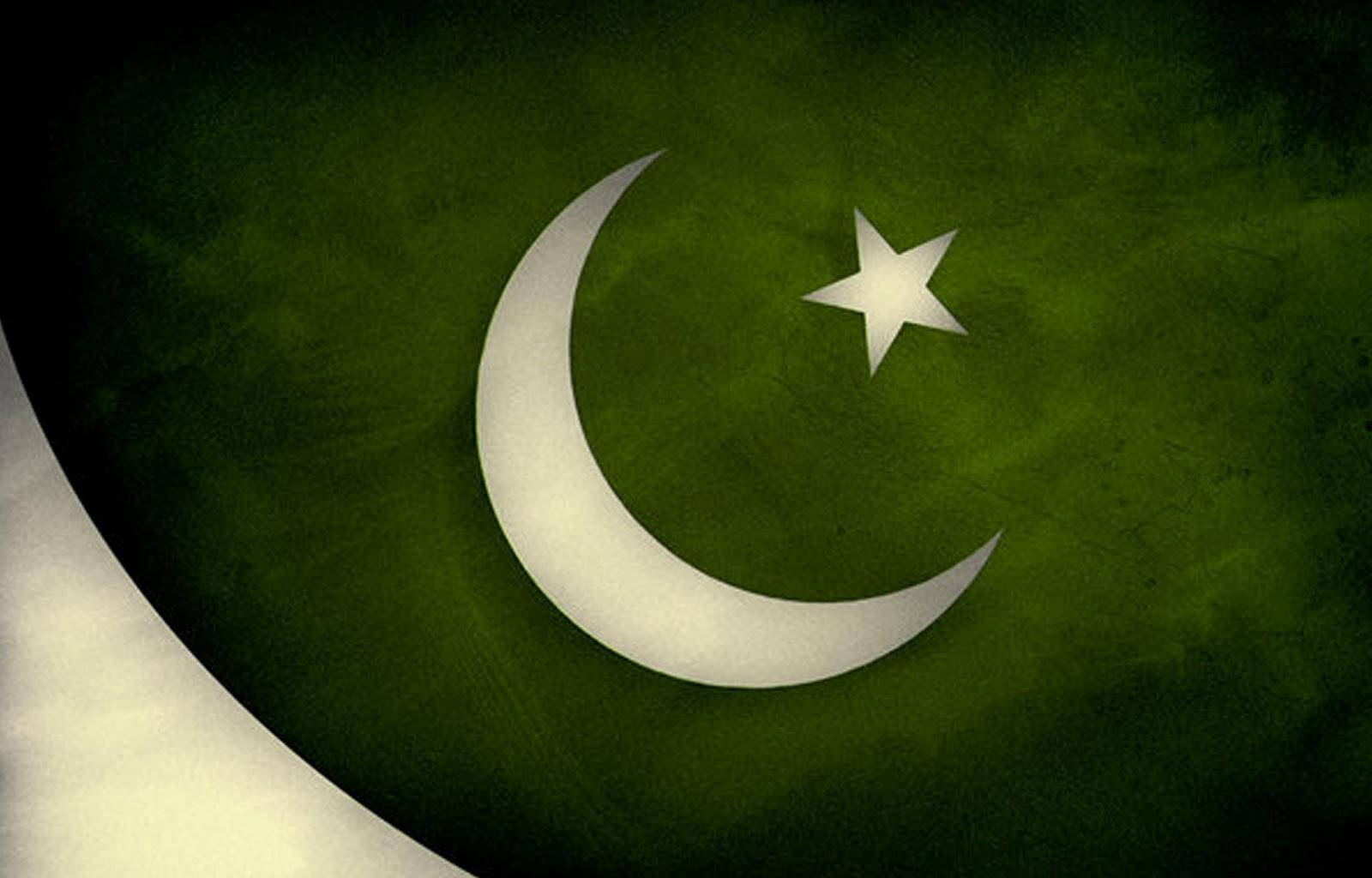 High Resolution Wallpaper | Flag Of Pakistan 1600x1024 px