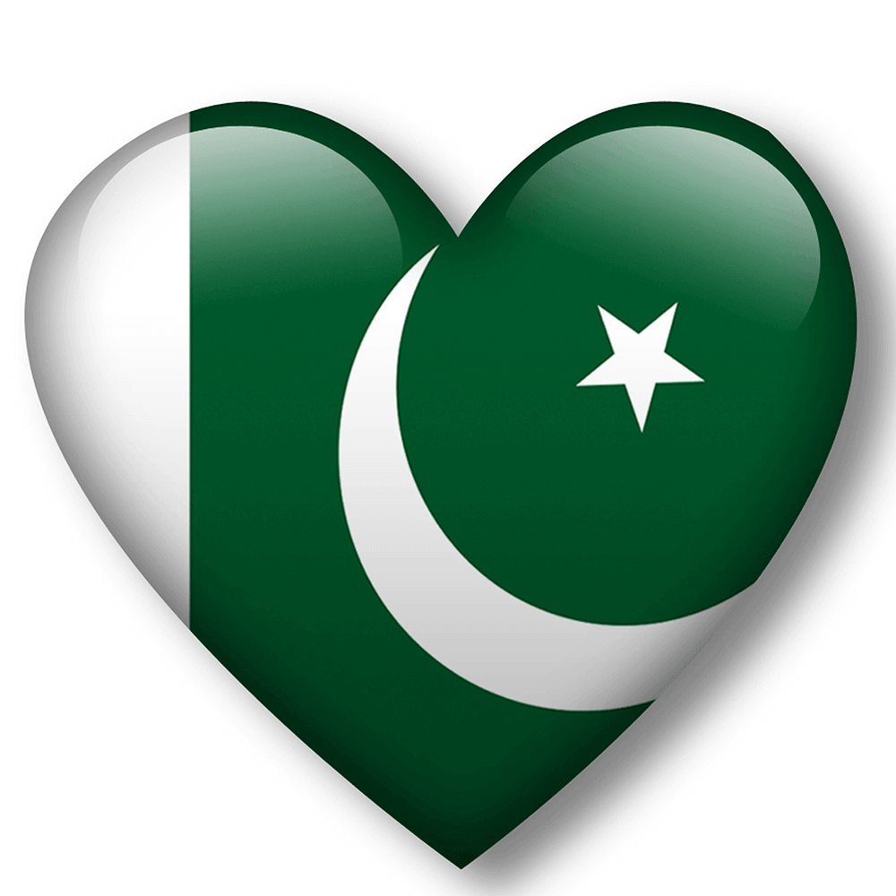High Resolution Wallpaper | Flag Of Pakistan 1000x1000 px