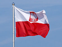 Nice Images Collection: Flag Of Poland Desktop Wallpapers