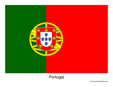 Flag Of Portugal High Quality Background on Wallpapers Vista