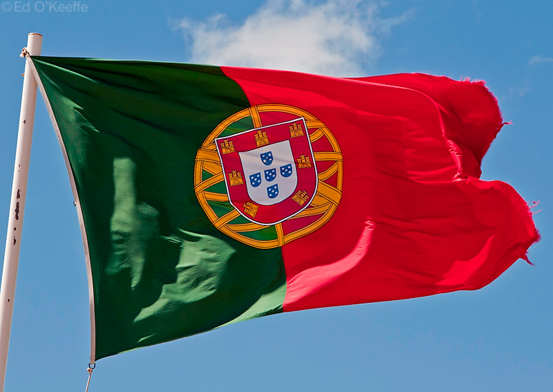 Images of Flag Of Portugal   800x567
