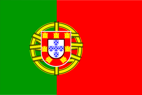 Images of Flag Of Portugal   600x400