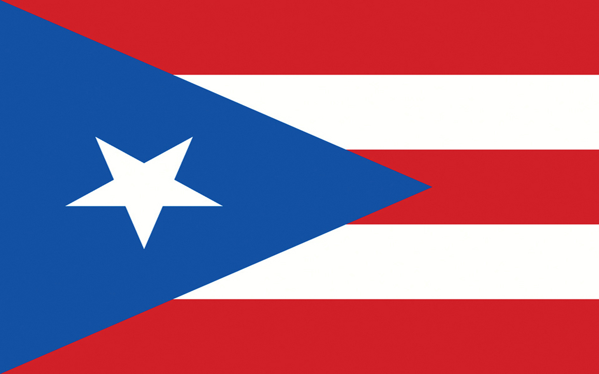 Nice wallpapers Flag Of Puerto Rico 1920x1200px
