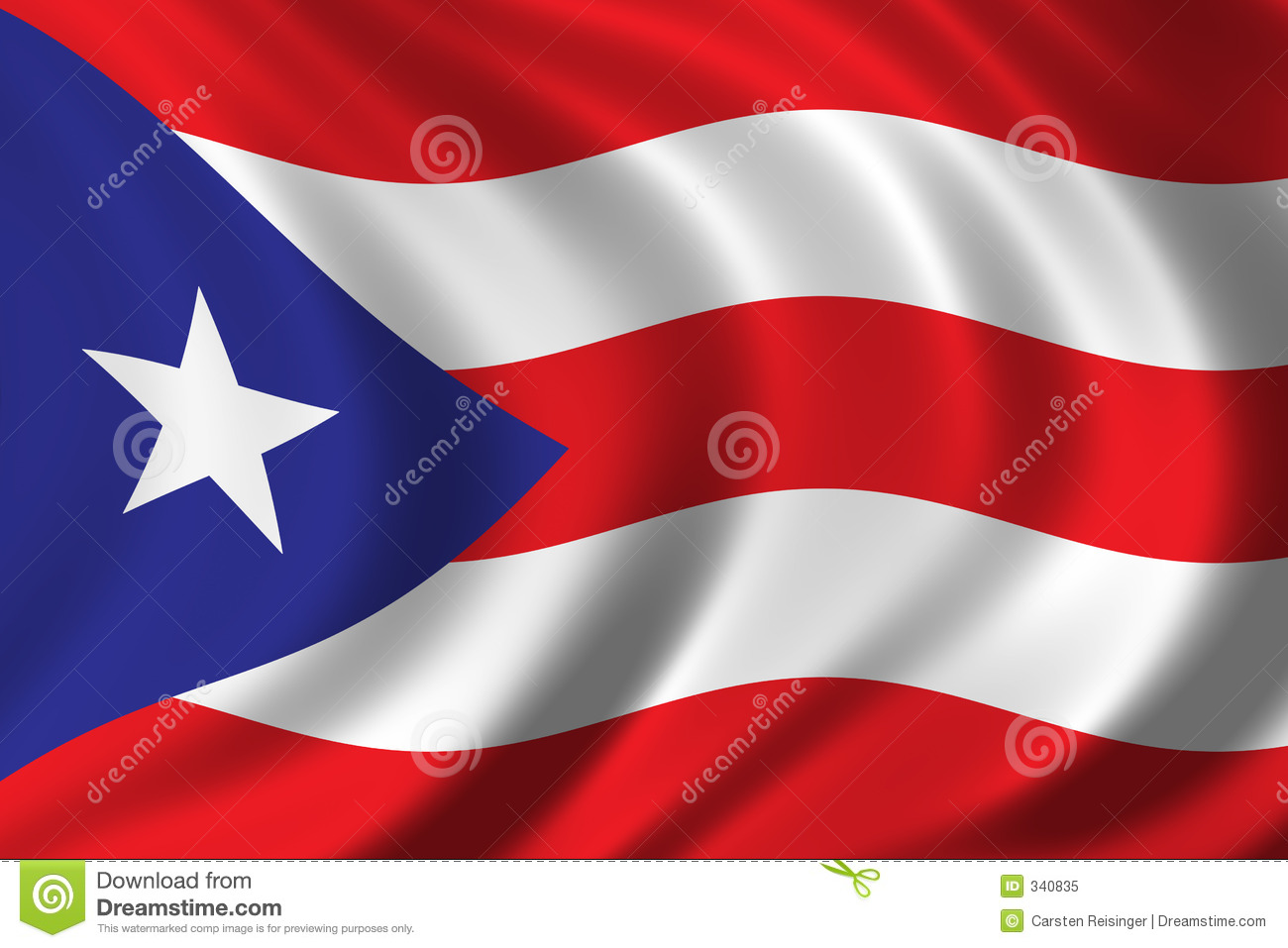 1300x957 > Flag Of Puerto Rico Wallpapers