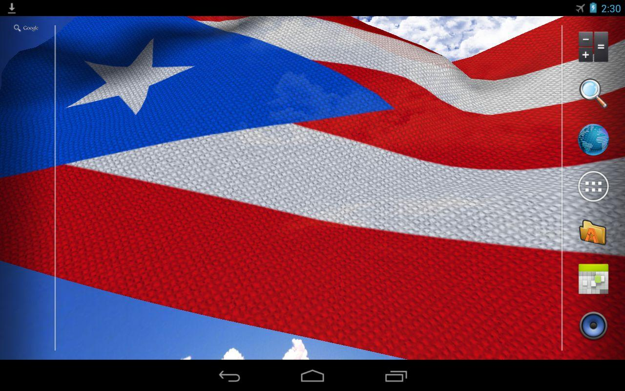 Flag Of Puerto Rico Backgrounds, Compatible - PC, Mobile, Gadgets| 1280x800 px