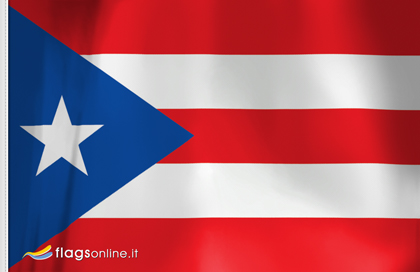 Nice Images Collection: Flag Of Puerto Rico Desktop Wallpapers