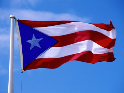 Flag Of Puerto Rico Backgrounds, Compatible - PC, Mobile, Gadgets| 400x300 px