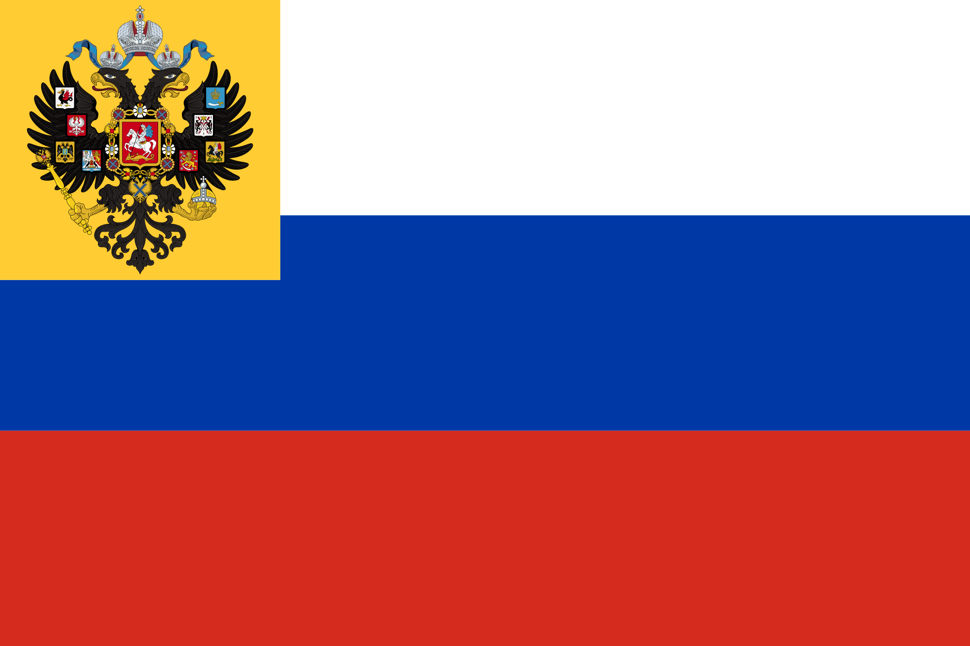 HD Quality Wallpaper | Collection: Misc, 2000x1333 Flag Of Russia