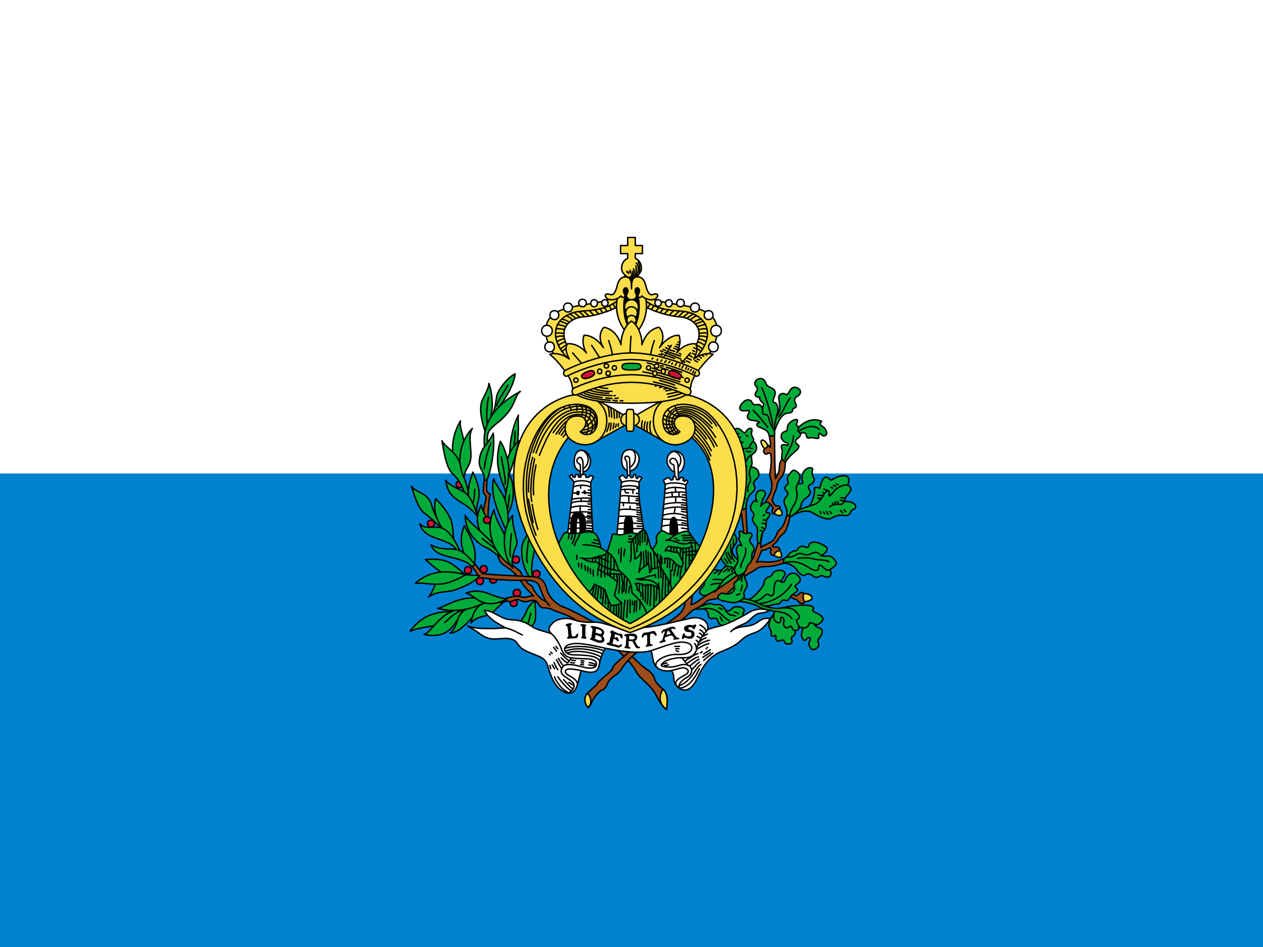 Flag Of San Marino Pics, Misc Collection