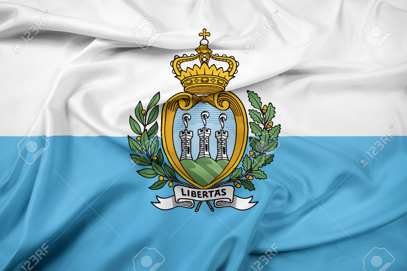Flag Of San Marino Backgrounds on Wallpapers Vista