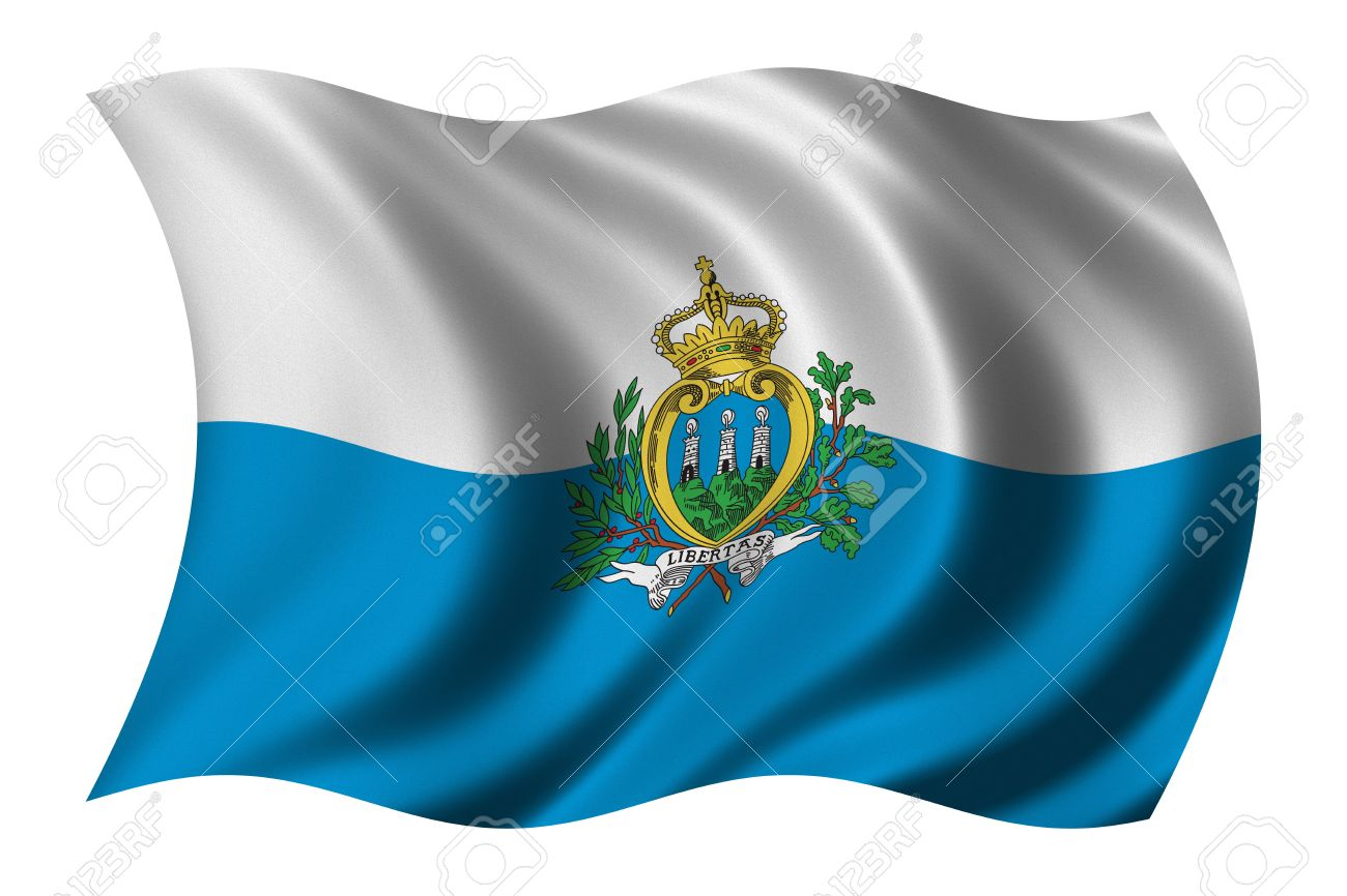 Flag Of San Marino Backgrounds, Compatible - PC, Mobile, Gadgets  1300x866 px