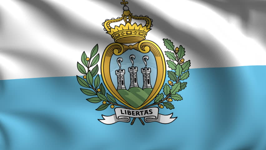HD Quality Wallpaper   Collection: Misc, 852x480 Flag Of San Marino