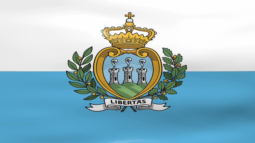 Amazing Flag Of San Marino Pictures & Backgrounds
