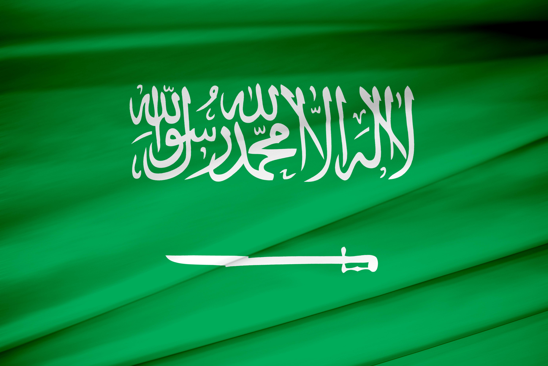 6000x4016 > Flag Of Saudi Arabia Wallpapers