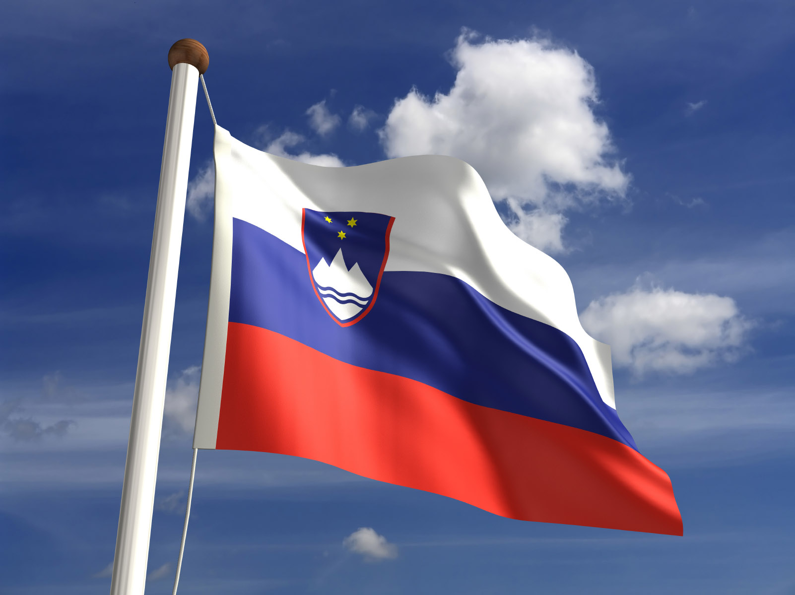 1602x1199 > Flag Of Slovenia Wallpapers
