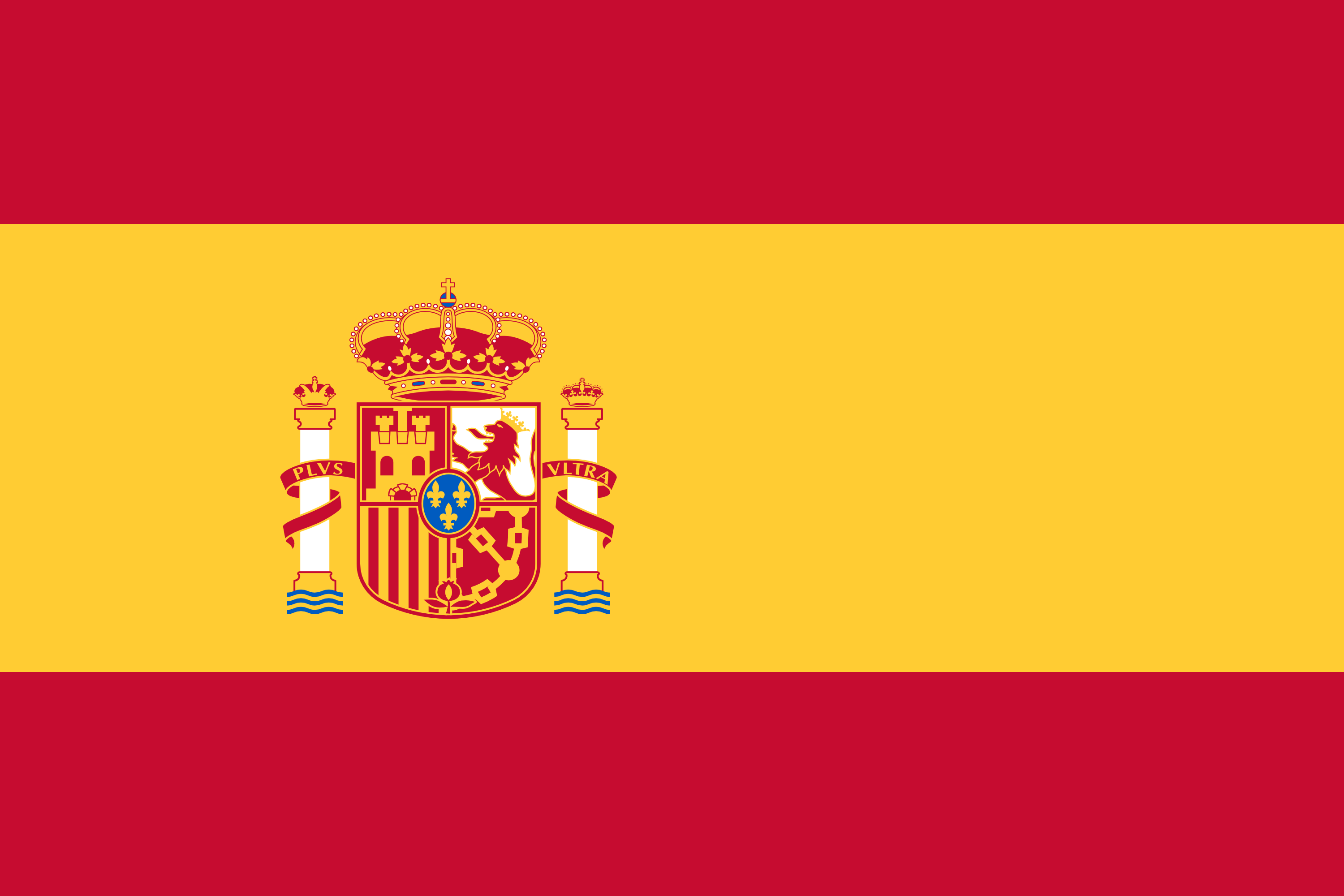 HD Quality Wallpaper | Collection: Misc, 3000x2000 Flag Of Spain