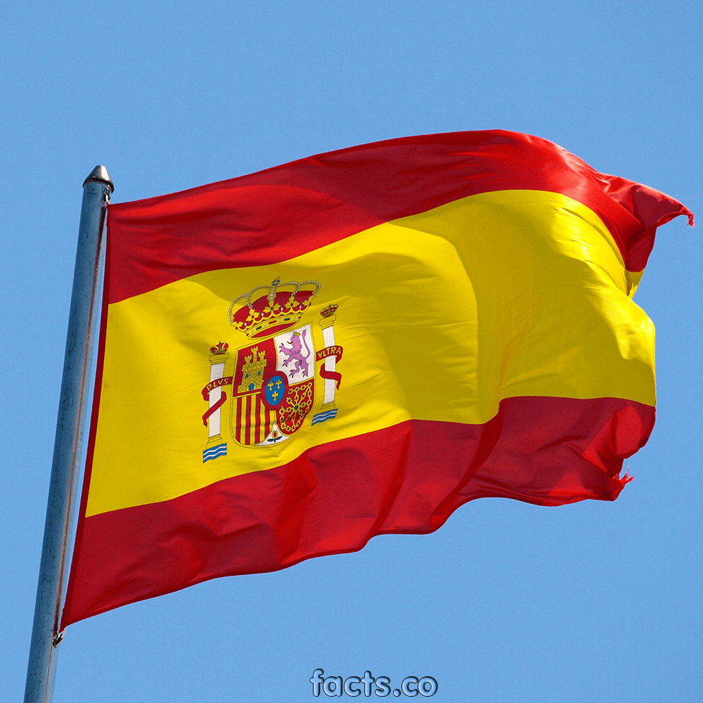 Nice wallpapers Flag Of Spain 1000x1000px