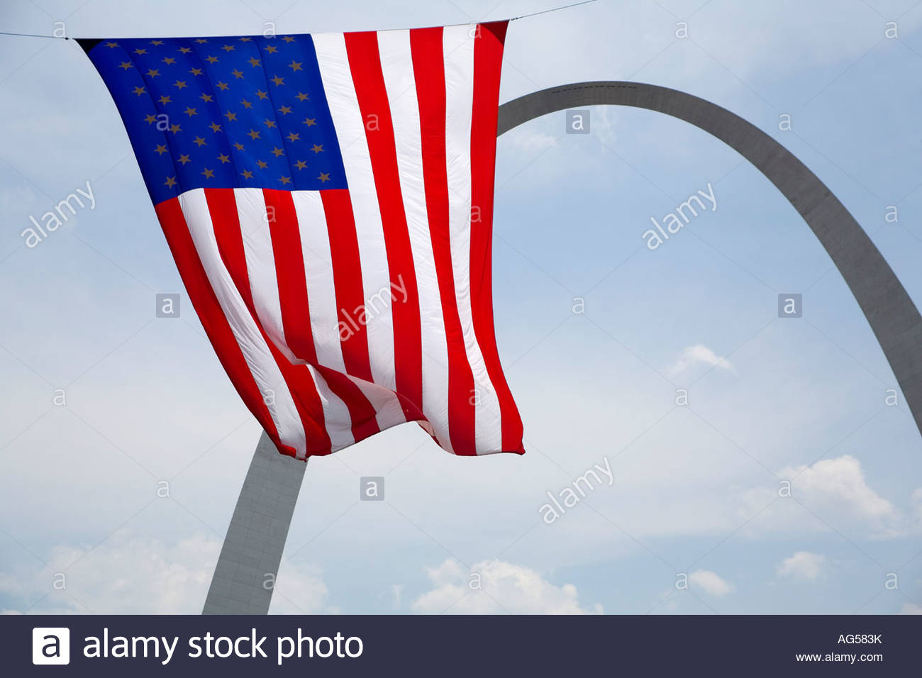 Nice wallpapers Flag Of St. Louis 1300x956px