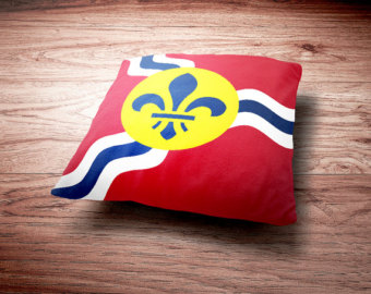 Images of Flag Of St. Louis | 340x270