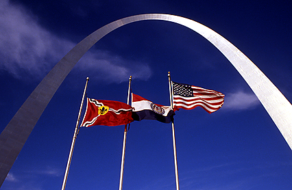 Images of Flag Of St. Louis | 426x278