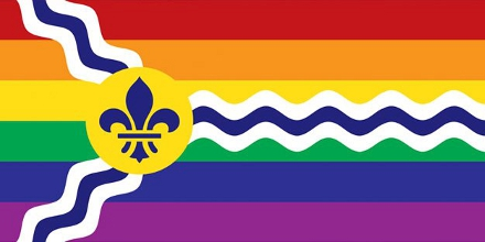 440x220 > Flag Of St. Louis Wallpapers