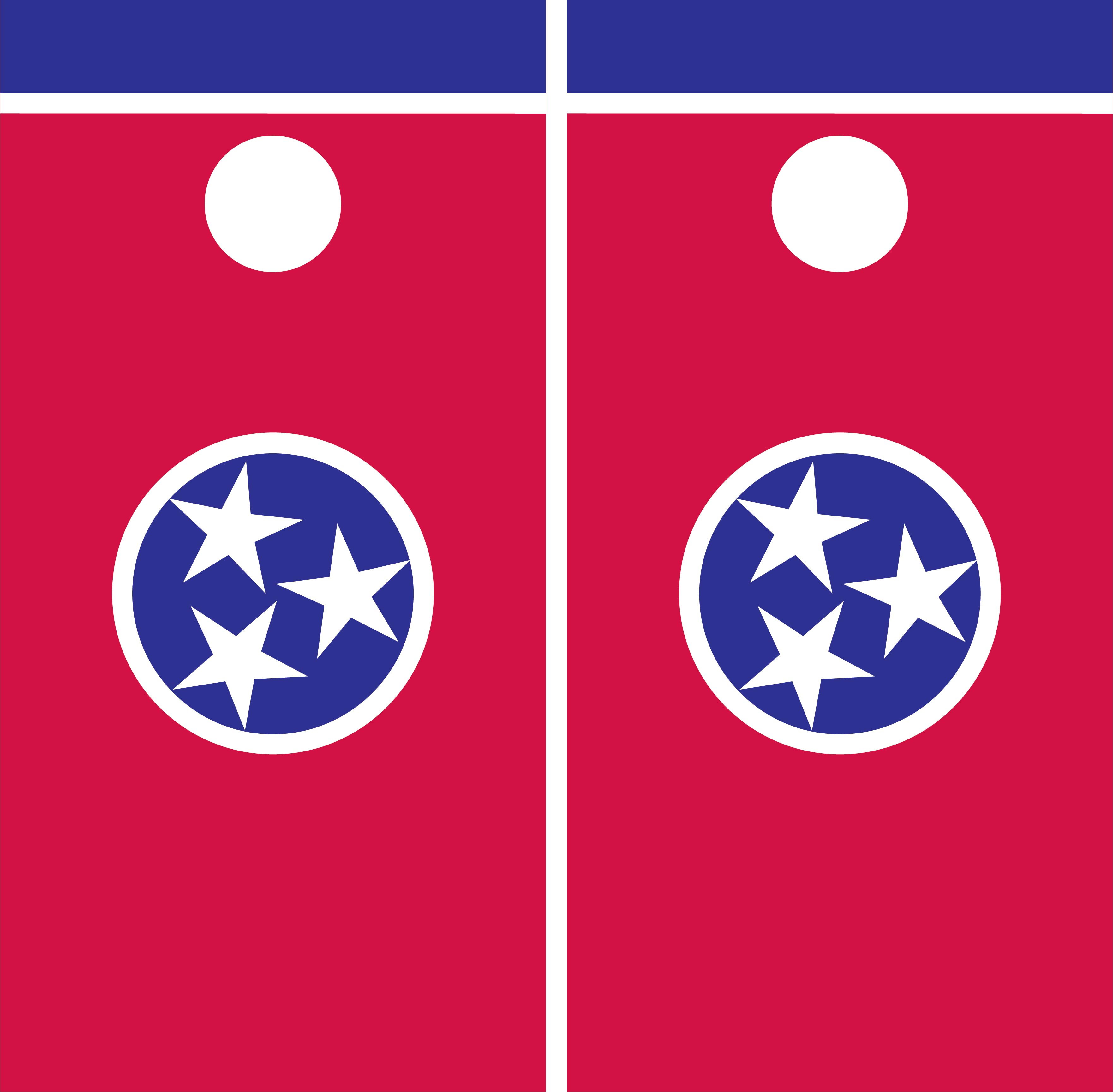 HD Quality Wallpaper   Collection: Misc, 3525x3457 Flag Of Tennessee
