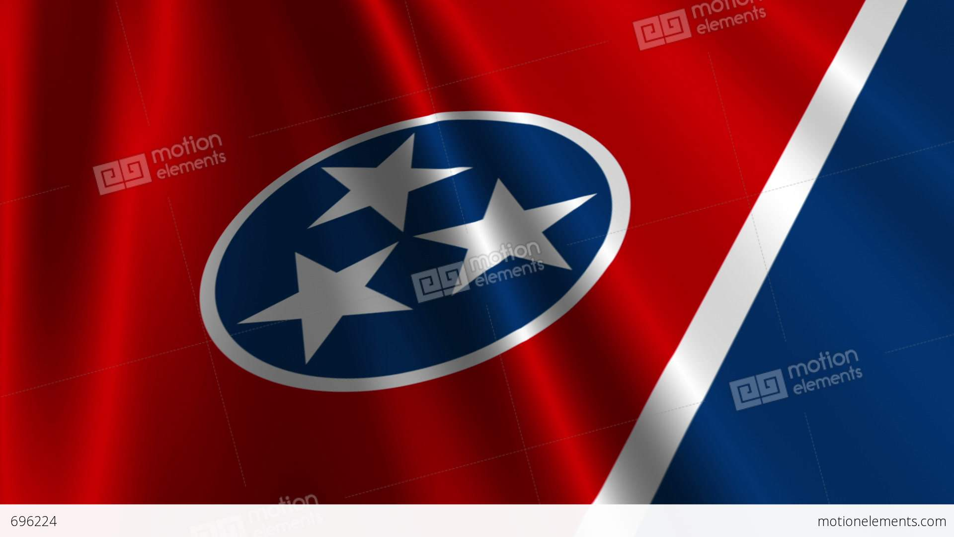 HD Quality Wallpaper   Collection: Misc, 1920x1080 Flag Of Tennessee