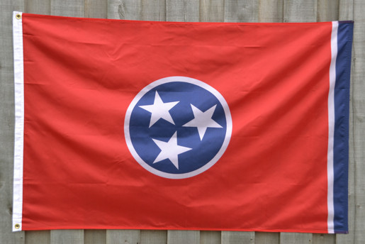 Images of Flag Of Tennessee   515x344