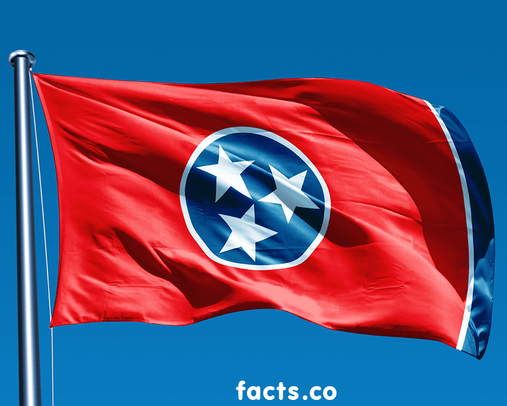 Flag Of Tennessee Backgrounds, Compatible - PC, Mobile, Gadgets  1000x800 px