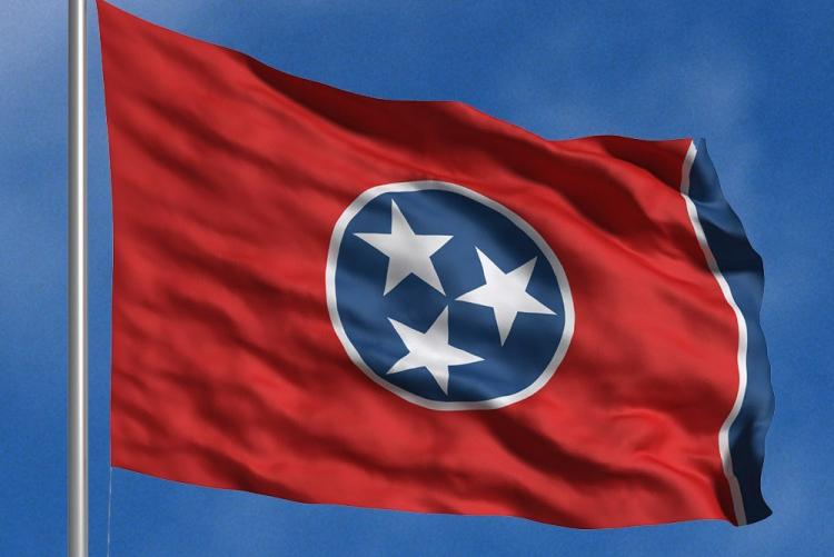 HD Quality Wallpaper   Collection: Misc, 750x501 Flag Of Tennessee