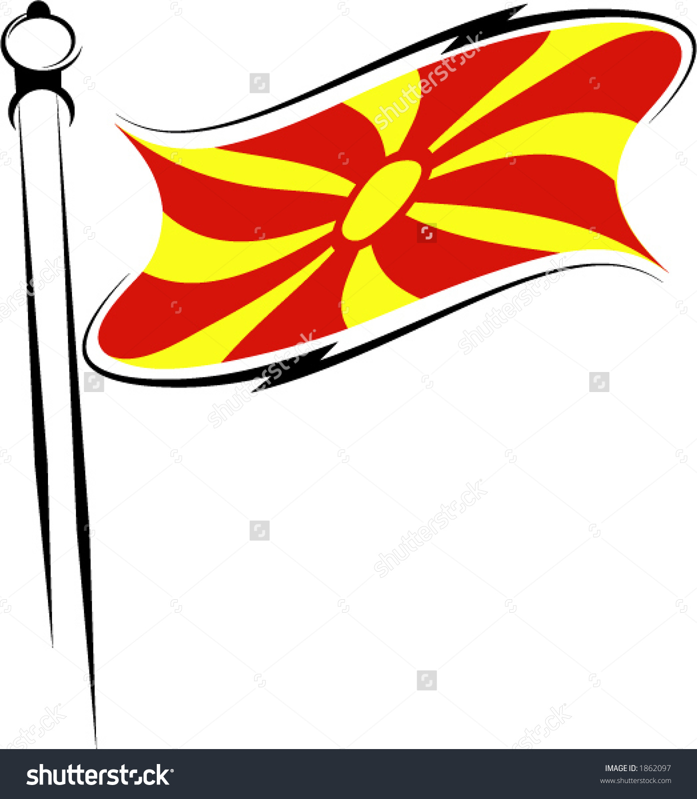 Images of Flag Of The Republic Of Macedonia   1396x1600