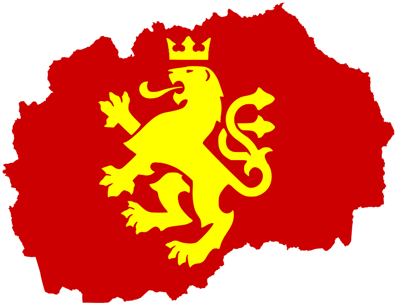 Images of Flag Of The Republic Of Macedonia   779x600