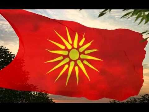 HQ Flag Of The Republic Of Macedonia Wallpapers   File 16.85Kb