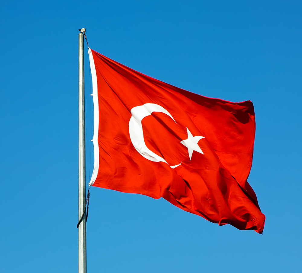 Flag Of Turkey Backgrounds, Compatible - PC, Mobile, Gadgets| 1000x905 px