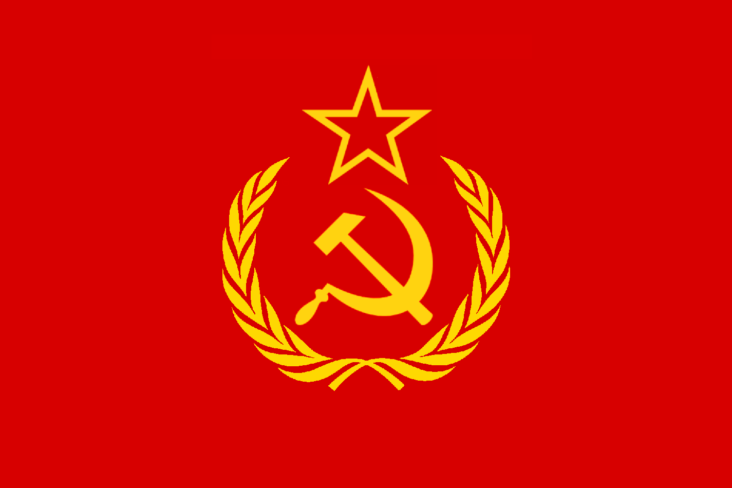 HQ Flag Of United Soviet Socialist Republics Wallpapers | File 43.81Kb
